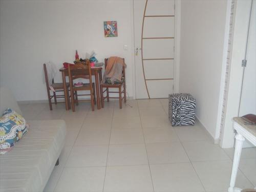 ref.: 101308900 - apartamento em praia grande, no bairro guilhermina - 1 dormitórios