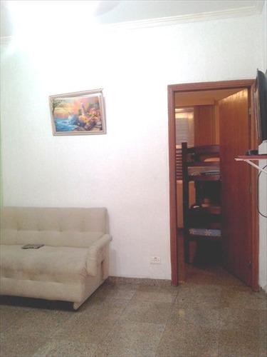 ref.: 101311204 - apartamento em praia grande, no bairro guilhermina - 1 dormitórios