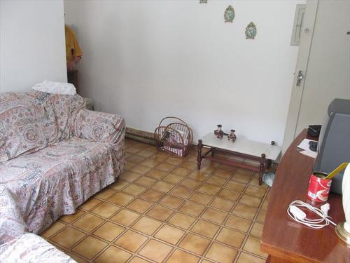ref.: 101313800 - apartamento em praia grande, no bairro guilhermina - 1 dormitórios