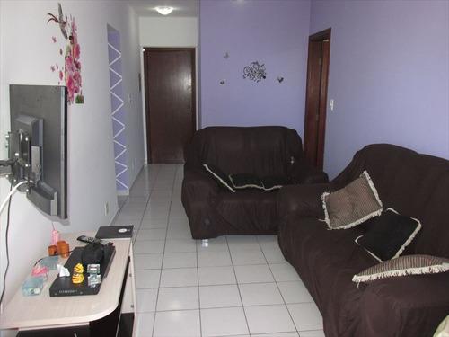 ref.: 101315000 - apartamento em praia grande, no bairro guilhermina - 1 dormitórios