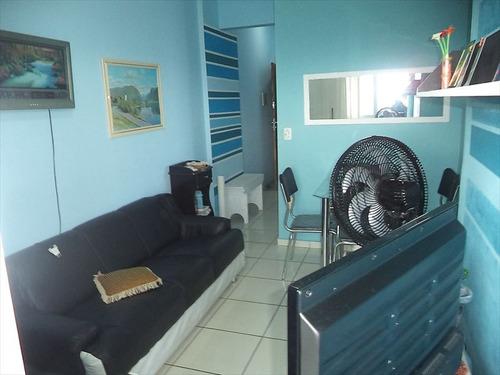 ref.: 101315604 - apartamento em praia grande, no bairro boqueirao - 1 dormitórios