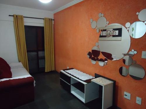 ref.: 101319801 - apartamento em praia grande, no bairro guilhermina - 1 dormitórios