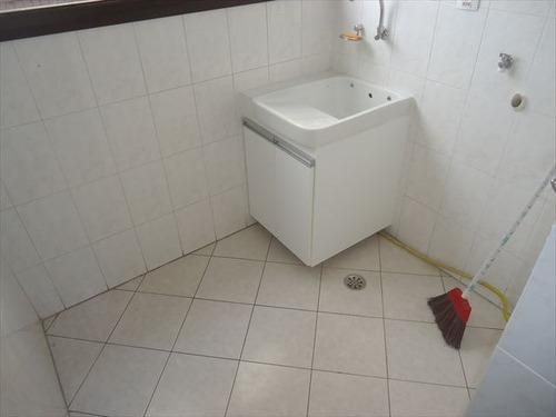ref.: 101320300 - apartamento em praia grande, no bairro guilhermina - 1 dormitórios