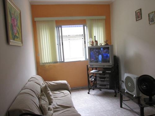 ref.: 101320500 - apartamento em praia grande, no bairro guilhermina - 1 dormitórios