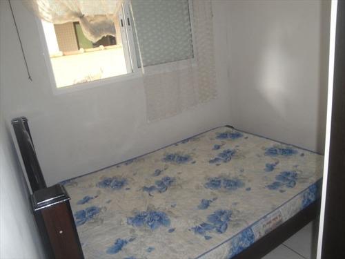 ref.: 101321900 - apartamento em praia grande, no bairro guilhermina - 1 dormitórios