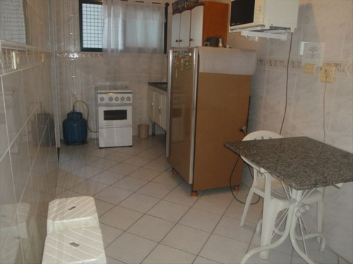 ref.: 101322300 - apartamento em praia grande, no bairro guilhermina - 1 dormitórios