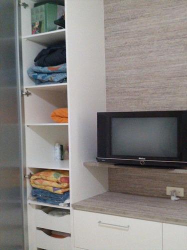 ref.: 101322404 - apartamento em praia grande, no bairro boqueirao - 1 dormitórios