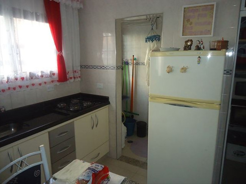 ref.: 101323501 - apartamento em praia grande, no bairro boqueirao - 1 dormitórios