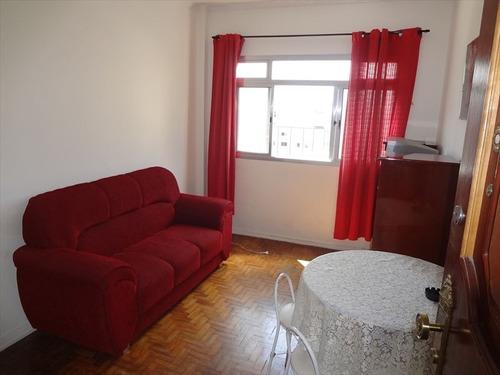 ref.: 101323800 - apartamento em praia grande, no bairro boqueirao - 1 dormitórios