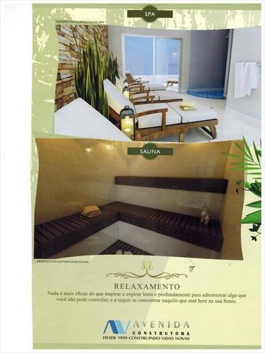 ref.: 101324201 - apartamento em praia grande, no bairro aviaçao - 1 dormitórios