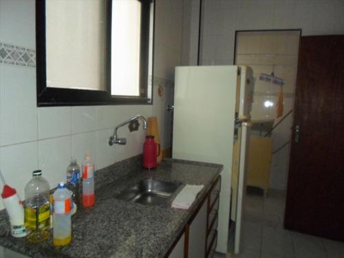 ref.: 101325800 - apartamento em praia grande, no bairro guilhermina - 1 dormitórios
