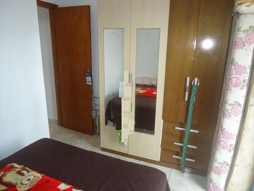 ref.: 101326201 - apartamento em praia grande, no bairro boqueirao - 1 dormitórios