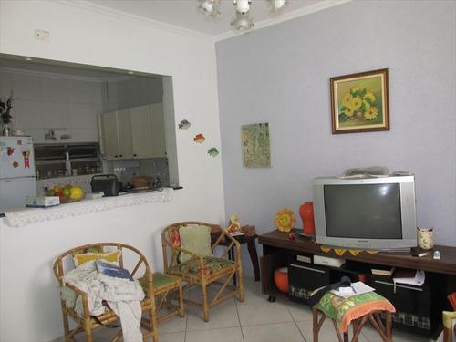 ref.: 101327200 - apartamento em praia grande, no bairro ocian - 1 dormitórios