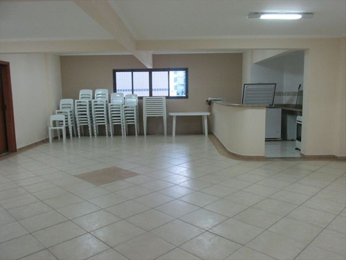 ref.: 101329300 - apartamento em praia grande, no bairro guilhermina - 1 dormitórios