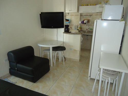 ref.: 101331401 - apartamento em praia grande, no bairro boqueirao - 1 dormitórios