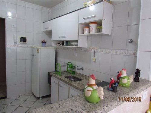 ref.: 101332704 - apartamento em praia grande, no bairro boqueirao - 1 dormitórios
