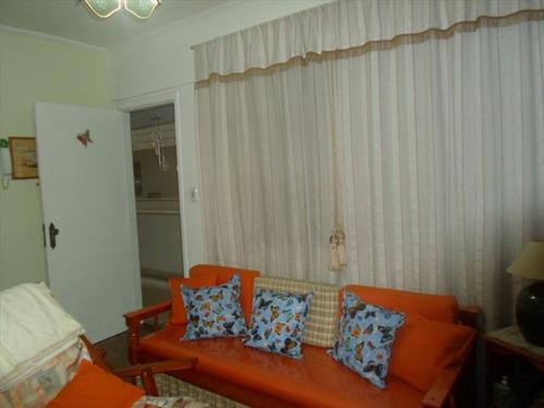 ref.: 101333000 - apartamento em praia grande, no bairro guilhermina - 1 dormitórios