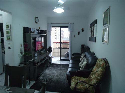 ref.: 101334101 - apartamento em praia grande, no bairro tupi - 1 dormitórios