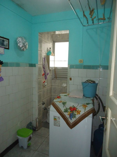 ref.: 101334301 - apartamento em praia grande, no bairro boqueirao - 1 dormitórios