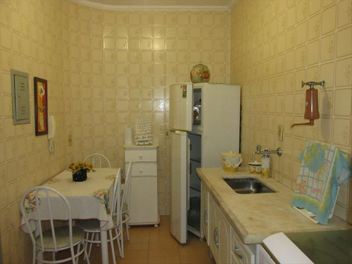 ref.: 101334700 - apartamento em praia grande, no bairro guilhermina - 1 dormitórios