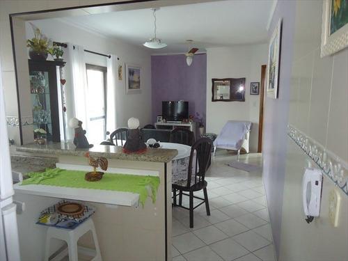 ref.: 101337801 - apartamento em praia grande, no bairro guilhermina - 1 dormitórios