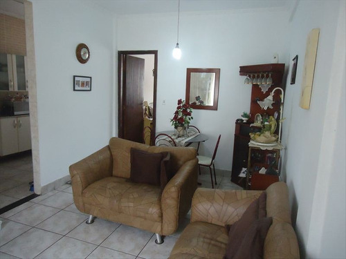 ref.: 101338101 - apartamento em praia grande, no bairro guilhermina - 1 dormitórios