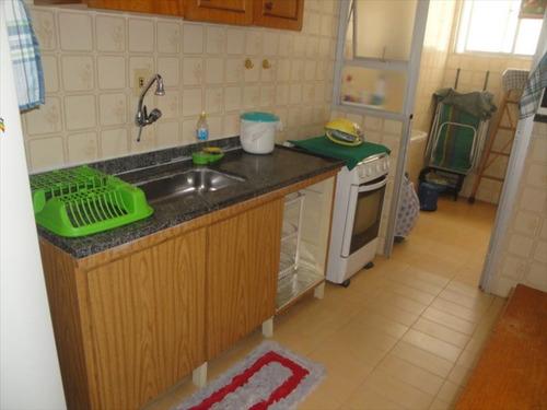 ref.: 101338800 - apartamento em praia grande, no bairro guilhermina - 1 dormitórios