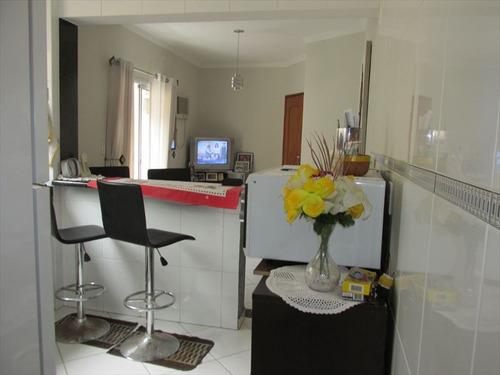 ref.: 101338900 - apartamento em praia grande, no bairro guilhermina - 1 dormitórios