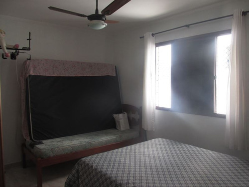 ref.: 101340201 - apartamento em praia grande, no bairro guilhermina - 1 dormitórios