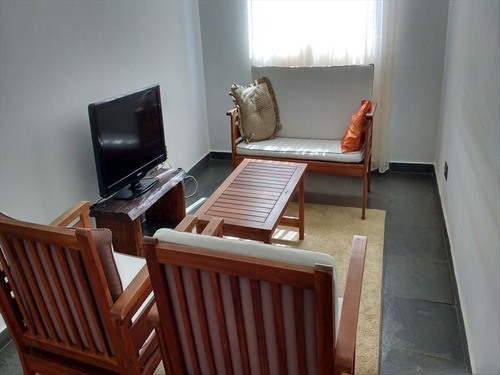 ref.: 101340504 - apartamento em praia grande, no bairro guilhermina - 1 dormitórios