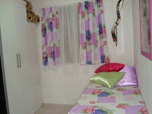 ref.: 101342404 - apartamento em praia grande, no bairro boqueirao - 1 dormitórios