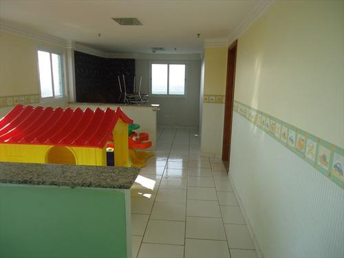 ref.: 101342601 - apartamento em praia grande, no bairro boqueirao - 1 dormitórios