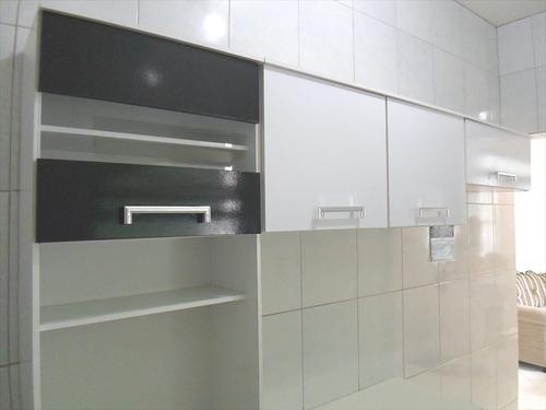 ref.: 101343601 - apartamento em praia grande, no bairro guilhermina - 1 dormitórios