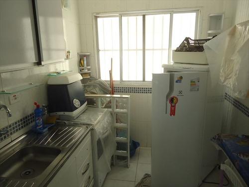 ref.: 101343801 - apartamento em praia grande, no bairro guilhermina - 1 dormitórios