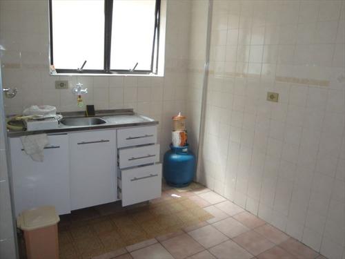 ref.: 101344300 - apartamento em praia grande, no bairro guilhermina - 1 dormitórios