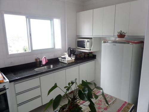 ref.: 101344401 - apartamento em praia grande, no bairro guilhermina - 1 dormitórios