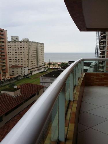 ref.: 101345300 - apartamento em praia grande, no bairro forte - 1 dormitórios