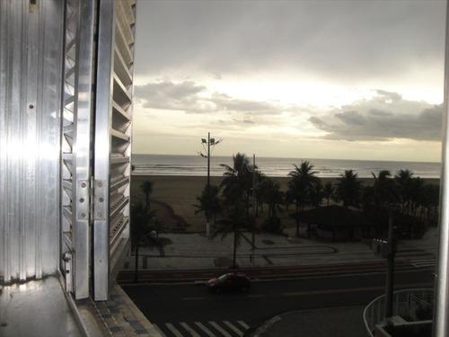 ref.: 101345600 - apartamento em praia grande, no bairro guilhermina - 1 dormitórios