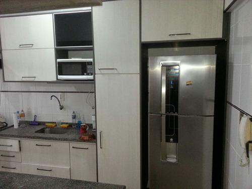 ref.: 101346504 - apartamento em praia grande, no bairro guilhermina - 1 dormitórios