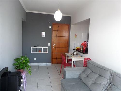 ref.: 101347101 - apartamento em praia grande, no bairro guilhermina - 1 dormitórios