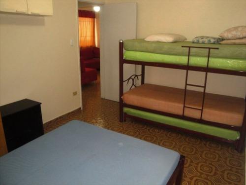 ref.: 101347200 - apartamento em praia grande, no bairro guilhermina - 1 dormitórios