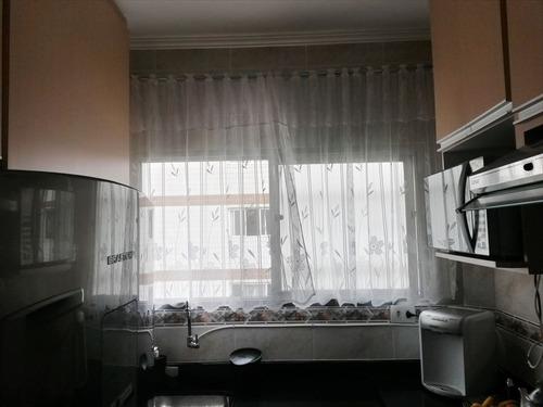 ref.: 101347300 - apartamento em praia grande, no bairro tupi - 1 dormitórios