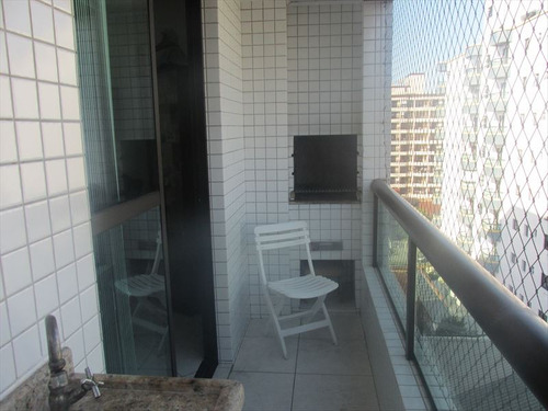 ref.: 101347600 - apartamento em praia grande, no bairro guilhermina - 1 dormitórios