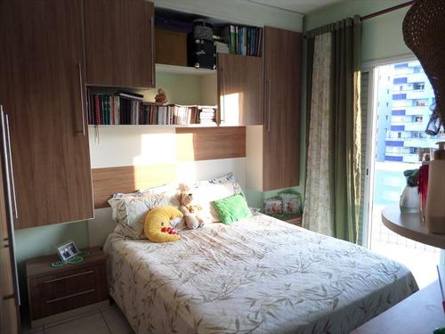 ref.: 101348201 - apartamento em praia grande, no bairro guilhermina - 1 dormitórios