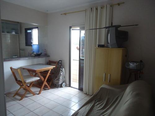 ref.: 101348401 - apartamento em praia grande, no bairro guilhermina - 1 dormitórios