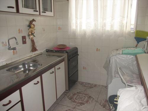 ref.: 101348700 - apartamento em praia grande, no bairro guilhermina - 1 dormitórios
