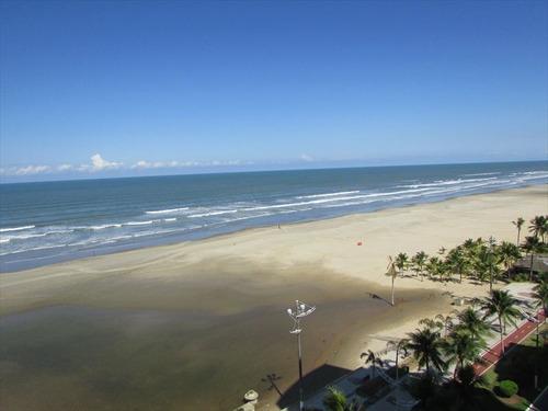 ref.: 101348904 - apartamento em praia grande, no bairro guilhermina - 1 dormitórios