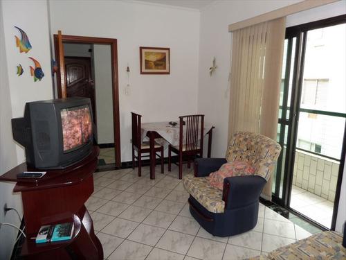 ref.: 101349301 - apartamento em praia grande, no bairro guilhermina - 1 dormitórios