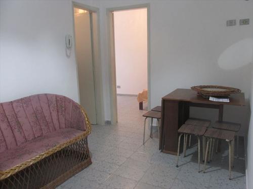 ref.: 101350100 - apartamento em praia grande, no bairro tupi - 1 dormitórios