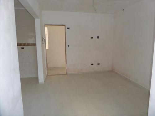 ref.: 101350201 - apartamento em praia grande, no bairro boqueirao - 1 dormitórios